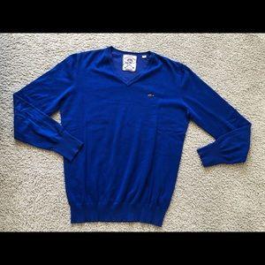 Diesel V neck sweater XL